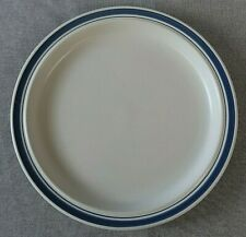 """1 Dinner Plate Royal Doulton Biscay Lambeth Stoneware England 10-1/2"""" L.S.1007"""