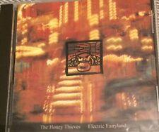 The Honey Thieves - Electric Fairyland / Cd Album / Freepost !!!