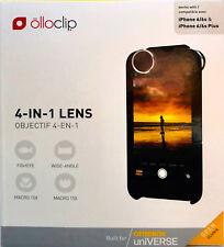 olloclip 4-IN-1 Lens Set für iPhone 6/6s/6+/6s+ passt nur mit Otterbox Universe!