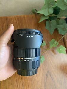 Sigma 17-50mm f/2.8 EX DC OS HSM Zoom Lens with APS-C Sensors