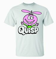 QUISP CEREAL T-SHIRT!   Not Quake, Boo Berry Fruit Brute  see our other auctions