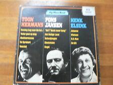 LP RECORD VINYL BOX 3 LP SET OP HUN BEST TOON HERMANS, FONS JANSEN, HENK ELSINK