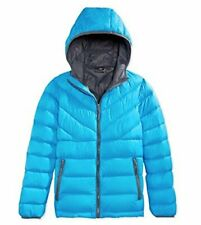 Weatherproof 32 Degrees Boys Youth Packable Down Jacket Blue Size S (8)