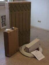 43,2qm Direktheizung Trockenbau Fußbodenheizung Wandheizung Deckenheizung 16 mm