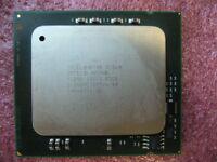 QTY 1x INTEL Eight-Cores CPU X7560 2.26GHZ/24MB 6.4GT/s QPI LGA1567 SLBRD