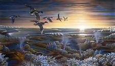Terry Redlin Sunrise Duck Encore Print