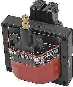 MSD 5526 Red Street Fire Ignition Coil w/ Square Epoxy E-Core for Blazer / Jimmy