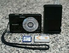 Sony Cyber-Shot DSC-W330 14.1MP Point & Shoot Camera Bundle 4x W/ 4GB SD Tested