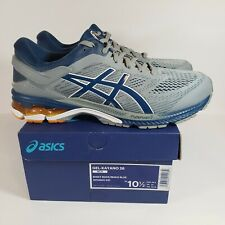 MEN'S ASICS GEL KAYANO 26 SIZE 10.5  RUNNING SHOES