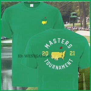 LIMITED!! 2021 Masters Tournament Golf Champions T-Shirt Unisex T-shirt S-2XL