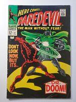Daredevil #37 February 1967 Marvel Comics