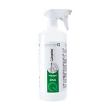 Sprühflasche Silikon Glättmittel greenteQ 1 Liter