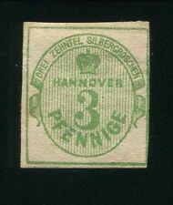 Al7) AD Hanover MiNr 20 * UNUSED