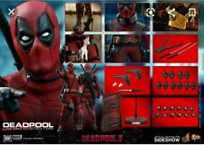Deadpool 1/6 Marvel Hot Toys