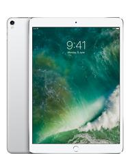 Apple iPad Pro (2017) 10.5 WiFi Cellular Silver 512GB Tablet *NEW*+Warranty!
