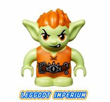 LEGO Minifigure - Barblin - Elves troll minifig elf025 FREE POST