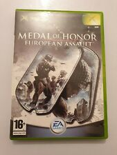 Medal of Honor European Assault Xbox (la clasica) PAL Uk(Reino Unido) COMPLETO
