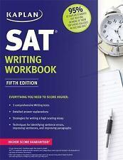 Kaplan SAT Writing Workbook Kaplan Test Prep
