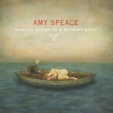 Amy Speace - How to Sleep in a Stormy Boat [New CD]