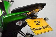 Kawasaki Z1000 14-15-16 SP Engineering Tail Tidy + Black Arrow Indicators x 1