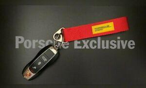 PORSCHE MOTORSPORT EXCLUSIVE KEY CHAIN STRAP 911 GT3 RS GT2 Door Handle Style