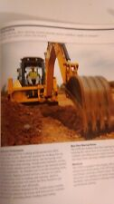 CATERPILLAR 432 BACKHOE COLOUR BROCHURE