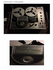 General Electric 1 Inch 2-30 Television Recorder