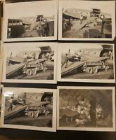 KOREAN WAR 157 ORIGINAL PHOTOS 315th TCW 17th BW BRADY AIR BASE JAPAN FLOOD EVAC