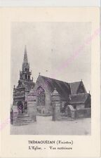 Cpa 29800 Tremaouezan View Outdoor Church Edt all Any Press Brittany ca1977