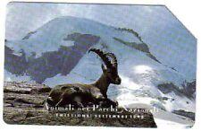 Animali Parchi Nazionali serie completa 437/44-USATA
