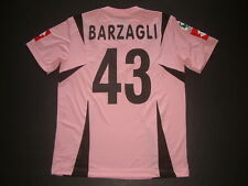 BARZAGLI PALERMO HOME match issued MC-SS 2006-2007 LEGA CALCIO