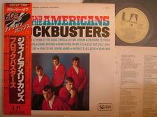JAY AND AMERICANS - BLOCKBUSTERS / JAPAN OBI