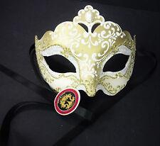 Venice Paper Mache Masquerade Mask la fucina dei miracoli Venetian Papier Mache