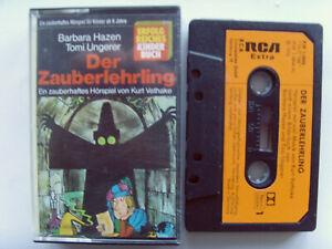MC Kassette Kurt Vethake, Der Zauberlehrling, RCA Hörspiel von 1976