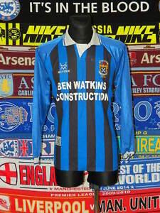 4/5 Holmfield AFC adults L #11 ultra rare football shirt jersey trikot