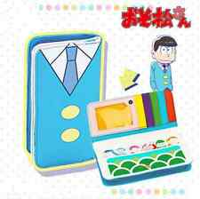 New Six Same Faces Mr.Osomatsu San Coin Purse Wallet PU Leather Cos Gift MH