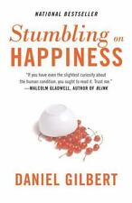 Stumbling on Happiness by Daniel Gilbert (2007, Paperback)
