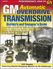 SA Designs Sa140 Book - GM Automatic Overdrive Transmission Build/swap Guide