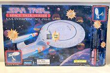 Star Trek Spacetalk Enterprise-D (Sound FX) (100% Complete)(Playmates) PICARD
