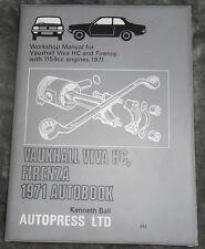 CABEZA JUNTA CONJUNTO Vauxhall Victor Fd Viva Hb Hc 1600 ch931 ch932