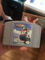 Wave Race 64 Nintendo 64 N64 Game Kawasaki JetSki Authentic Tested