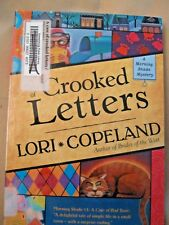 A Morning Shade Mystery: A Case of Crooked Letters No. 2 by Lori Copeland (2004,