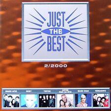 Just The Best 2/2000 2CD:HIM,MOBY,U96,REAMONN,AQUA,ENIGMA,GUANO APES,TOM NOVY