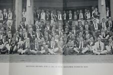CLASS OF 1914 HARVARD COLLEGE (UNIVERSITY) 10TH YEAR ANNIVERSITY YEARBOOK