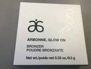 BNIB Arbonne Glow On bronzer 9.3g