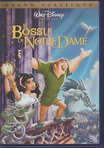 Disney # 43 Le Bossu De Notre Dame Dvd Grand Classique