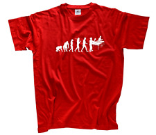 Standard Edition Tischtennis Spieler Evolution Table Tennis T-Shirt S-XXXL