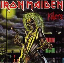 IRON MAIDEN - KILLERS - CD SIGILLATO 1998