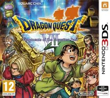 Dragon Quest VII 7 Fragments of the Forgotten Past | Nintendo 3DS 2DS New