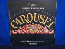 Carousel XTV 103706 Original Television Sound Track - LP Vinyl Record Armstrong